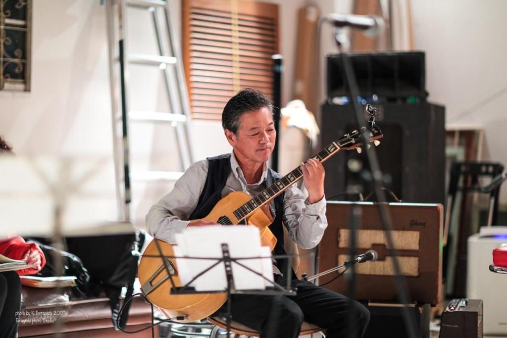 県北のスーパーJAZZギタリスト!! 鈴木 勇次のページです!